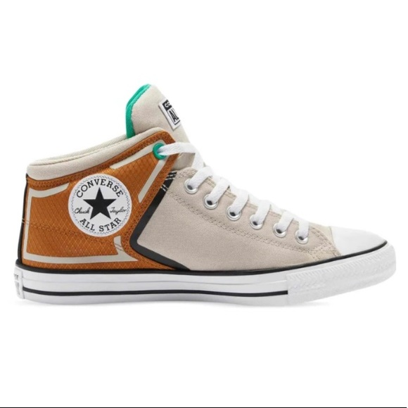 Converse Chick Taylor All Star High Street Mid